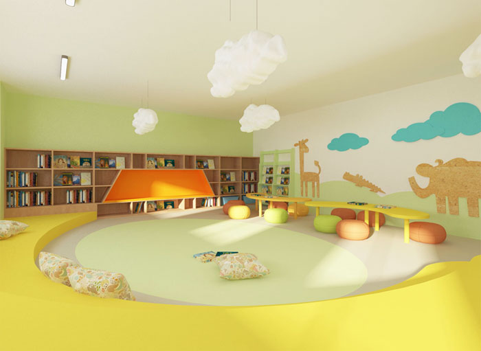 海安幼儿园教室亚搏体育app下载阿根廷合作伙伴