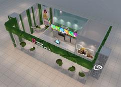 【冰雪公园】冰淇淋店亚搏体育app下载阿根廷合作伙伴亚搏体育app在线下载