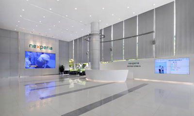 恩智浦半导体公司写字楼大厅亚搏体育app在线下载