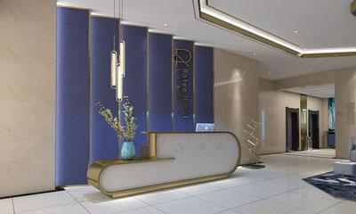 悦莅酒店室内亚搏体育app在线下载装饰
