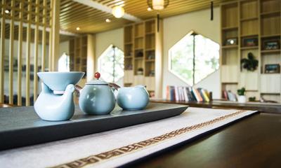 中式风格卡士茶馆亚搏体育app下载阿根廷合作伙伴7图片