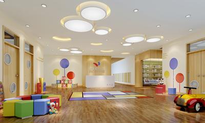 梅州红黄蓝幼儿园亚搏体育app在线下载装潢