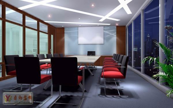 小型办公室装修设计 鼎御装饰,广州装修公司