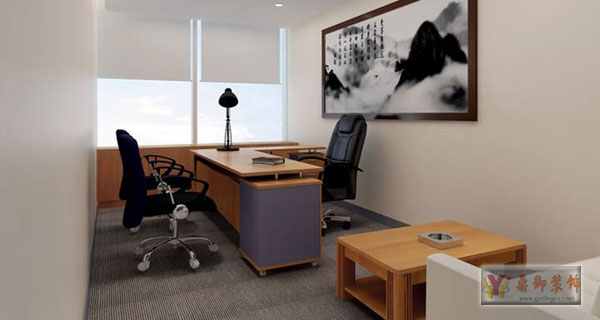 办公室财务室装修