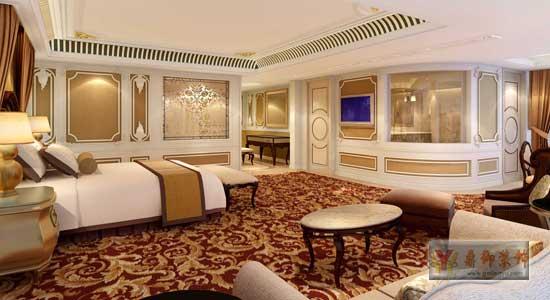 欧式风格酒店装修-鼎御装饰