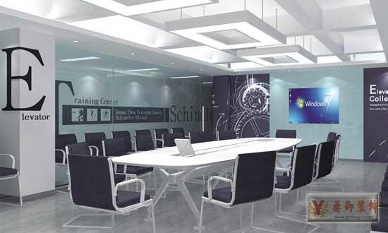学校办公写字楼装修设计 鼎御装饰,广州装修公司