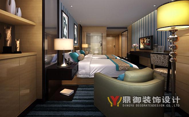 小宾馆接待大厅效果图-精品酒店装修 鼎御装饰,广州装修公司