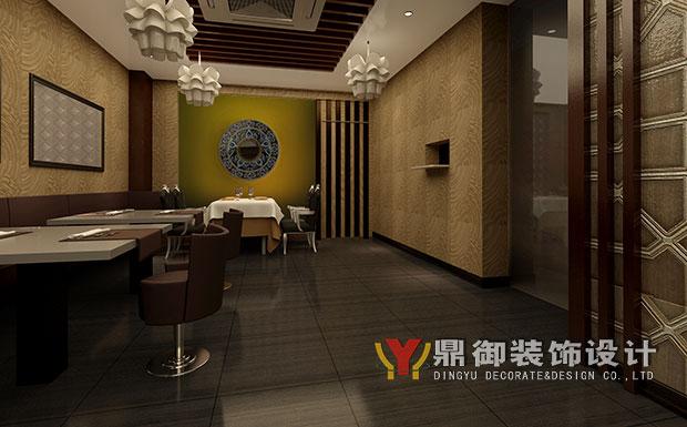 东南亚风格西餐厅装修 鼎御装饰,广州装修公司