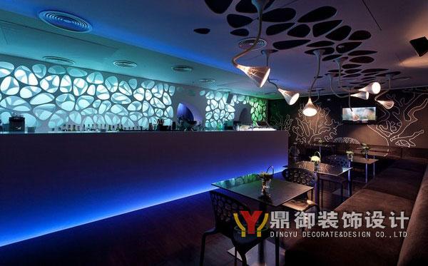 小型时尚酒吧装修设计设计 鼎御装饰,广州装修公司