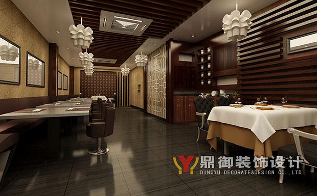 祝贺鼎御东南亚风格西餐厅装修顺利完工开业