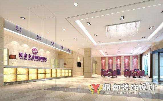 安贞妇产医院装修设计项目高清图片