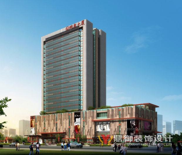 明鑫大厦综合办公楼装修装饰工程